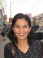 Smriti Srinivas portrait